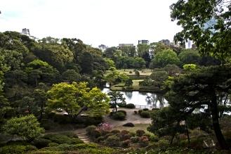 Rikugien Garden HDR
