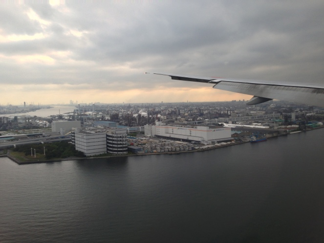 View of Haneda