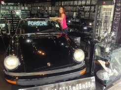 Cool Store, with a Porsche Inside