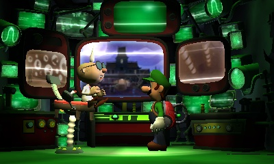 Luigi's Mansion Screenshot 2