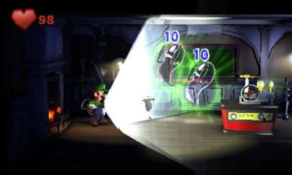 Luigi's Mansion Screenshot 3