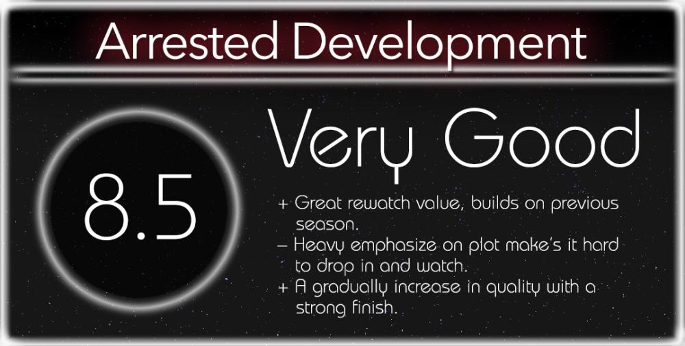 Arrested Development Season 4 Review
