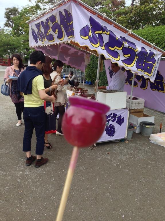 Grape Pops (Real Grape Inside)