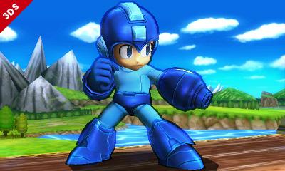 3DS Megaman